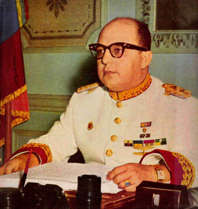 El gobierno de Marcos Pérez Jiménez (Venezuela)