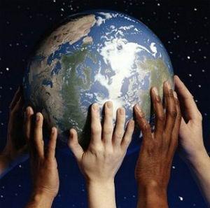 El 22 de abril se celebra el día de la tierra .