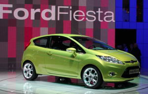 Ford Fiesta europeo a�o 2009