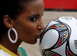 Balón Oficial del  Mundial Sudáfrica 2010