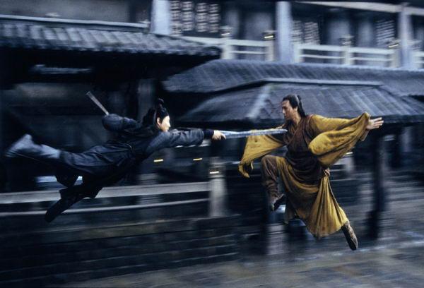 Las mejores pelis de artes marciales.