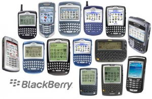 Tel�fonos BlackBerry