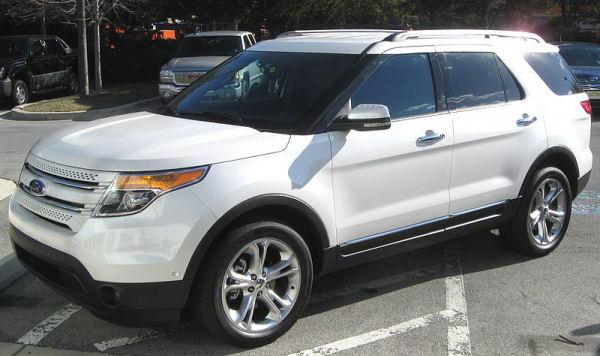 Ford Explorer Limited 4x4 2011 2012 2013 2014 5ta Generaci 243 N Venelog 237 A