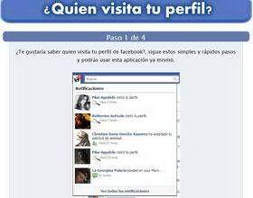 ¿Quién visita tu perfil? es un falso evento creado por ciberdelincuentes.