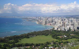 Honolulu y Waikiki (Hawaii)
