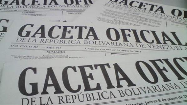 27 y 28 de febrero oficializados en Gaceta Oficial como no laborables