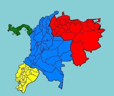 Unificación de Panamá con la Gran Colombia (1821) – Venelogía