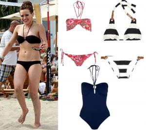 6f222a4ec71f Tips para elegir el traje de baño que realce el cuerpo en estas ...