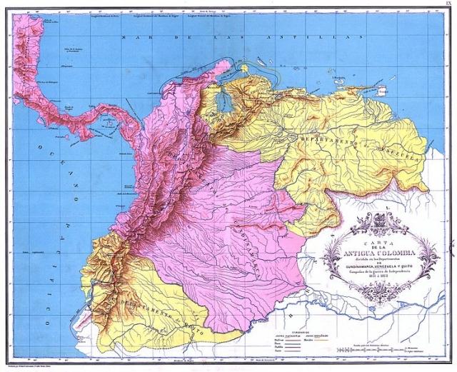 Separación De Panamá Y Colombia (1903)