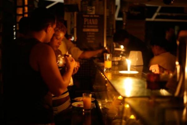 Un d a no es suficiente tres d as de cortes el ctricos for Cronograma de racionamiento de luz en aragua