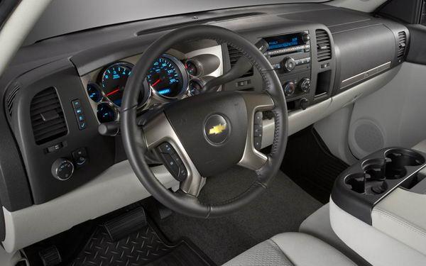 Chevrolet Silverado (2da Generación) (2007-2012, 2013 ...