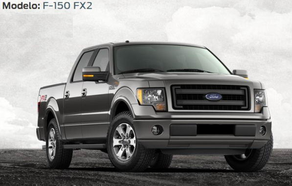 camioneta ford f 150 diferentes modelos 2013 2014. Black Bedroom Furniture Sets. Home Design Ideas