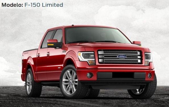 camioneta ford f 150 diferentes modelos 2013 2014 2015. Black Bedroom Furniture Sets. Home Design Ideas