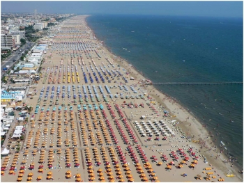Playas de R�mini . Italia