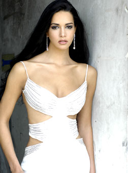 Monica Spears, Miss Guarico, representante al Miss Venezuela 2004
