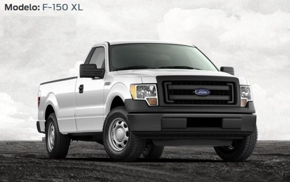 Ford F-150 King Ranch >> Camioneta Ford F-150 (diferentes modelos) (2013, 2014 ...