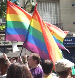 Desfile glbt por las calles de centro historico - 5 8