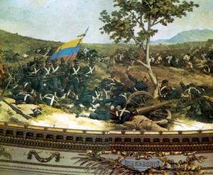 24 de Junio de 1821 Batalla de Carabobo  Veneloga