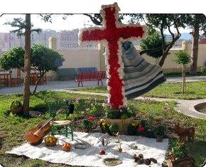 3 de mayo Da de la Cruz de Mayo  Veneloga