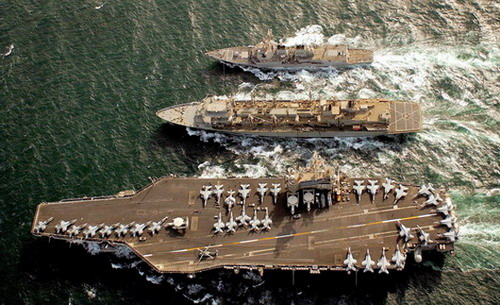 Portaaviones USS George Washington