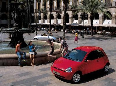 El Pequeno Auto Familiar Ford Ka 2005 2006 2007 Venelogia