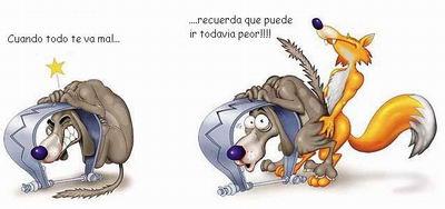 FELICIDADES BERNIE!!!! Humor-puedeirpeor