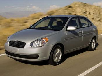 Carro Familiar Hyundai Accent 2005 2006 2007 2008