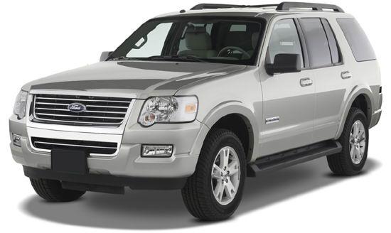 Ford Explorer XLT 4x2 (2007, 2008, 2009, 2010) – Venelogía