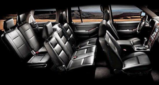 Ford Explorer Limited 4x4 2007 2008 2009 2010 Venelog 237 A