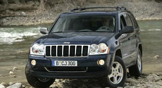 2012 Jeep Grand Cherokee Laredo >> Jeep Grand Cherokee Laredo (2005, 2006, 2007, 2008, 2009, 2010) – Venelogía