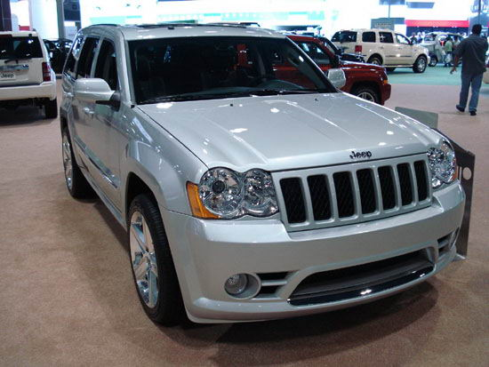 Jeep Grand Cherokee 4x4 Limited 2009, Grand Cherokee Limited, Jeep