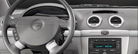Chevrolet Optra Interior Diseño Interior Del Chevrolet