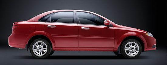 Chevrolet Optra Advance (2006, 2007, 2008, 2009, 2010)