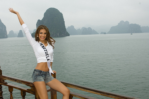 Abby Huntsman Miss Usa >> Fotografías y videos de Dayana Mendoza, Miss Universo 2008