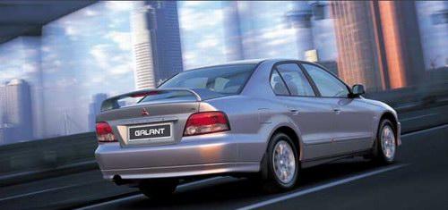 Mitsubishi Galant X on 1998 Mitsubishi Galant