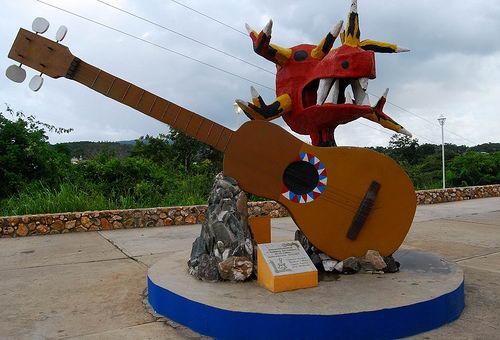 Monumento en el Callao (Foto: Flickr)
