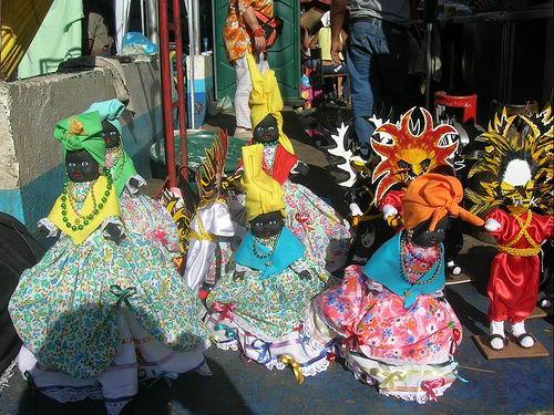 Artesanías del Carnaval del Callao
