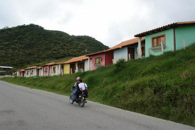 Camino a Cubiro
