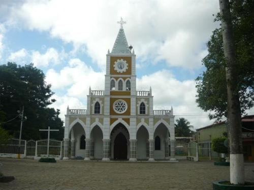 Iglesia en la Plaza Bolivar del Callao