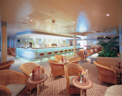 Bar del Ocean Dream