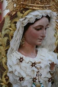 7 de octubre da de la Virgen de Nuestra Seora del Rosario